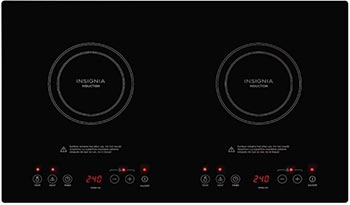24 inch induction cooktop easy to clean